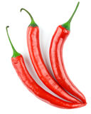 Chili pepper Royalty Free Stock Photography