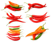 Chili peppers Stock Image