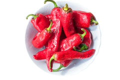 Chili Peppers Foto de Stock Royalty Free