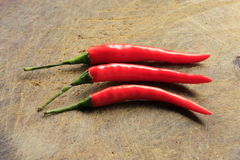 Chili Peppers Stock Afbeelding
