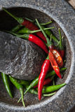 Chili Peppers photographie stock