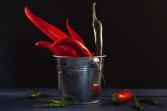 Chili Peppers images stock