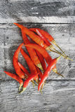 Chili peppers background Stock Photos