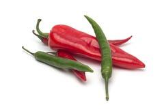 Chili pieprz Zdjęcie Royalty Free
