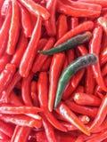 Chili pieprz Zdjęcia Stock