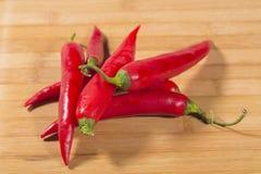 Chili pieprz zdjęcie stock