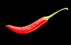 chili pieprzu czerwień Zdjęcia Royalty Free