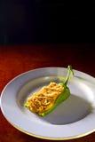 Chili Potato vert photo libre de droits