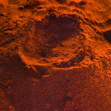 Chili powder Royalty Free Stock Photo