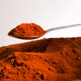 Chili powder Stock Photo
