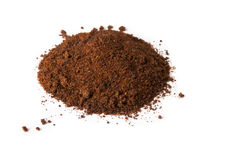 Chili Powder Pile Stockbilder