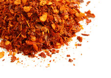 Chili powder Stock Photography
