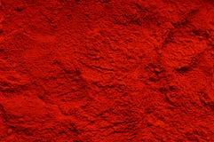 Chili powder. Red chili powder (the background Stock Photos