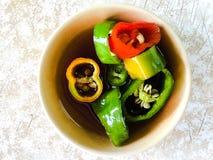 Chili Sauce Fotografia Stock