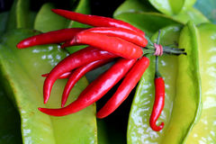 Chili. Is a spice that gives a spicy taste to cooking, is popular all over the world stock photos