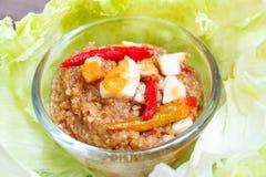 Chili Tamarind Sauce Dip. Stock Photo