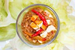 Chili Tamarind Sauce Dip. Stock Photography