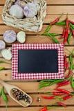 Chili zieleni i gorący pieprze Zdjęcia Stock