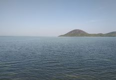 Chilica See, Odisha, Indien lizenzfreies stockbild