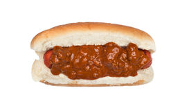 Chilidog Stock Photo