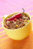 Chilien lurar carne Royaltyfria Foton