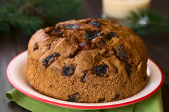 Chilien Pan de Pascua Christmas Cake Photos libres de droits