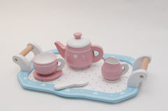 Chiliens tea set Stock Photography