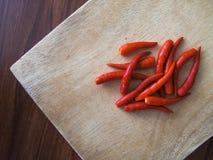 chilies красные Стоковая Фотография