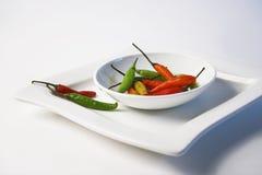 chilies тайские Стоковые Изображения
