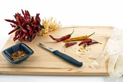 Chilies Royalty Free Stock Image