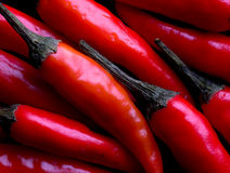 Chilies Stock Image