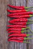 chilies Стоковая Фотография RF