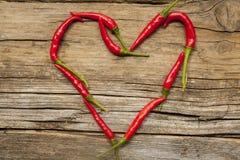 chilies Стоковое Изображение