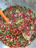 chilies Fotografie Stock