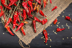Chilies Royalty Free Stock Images