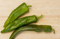 chilis του Αναχάιμ Στοκ Εικόνα