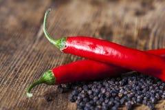 Chilis Стоковые Изображения