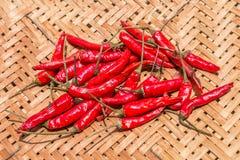 Chilis Στοκ Φωτογραφίες