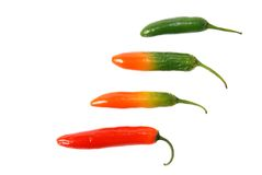chilis obraz stock