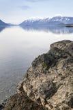 Chilkat Inlet Shore Stock Image