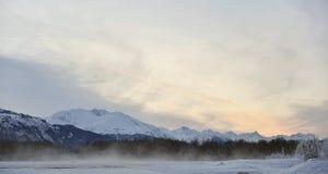 Chilkat River. Stock Images