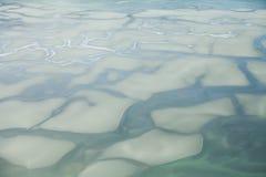Chilkat River Patterns Stock Images