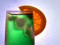 Chill. Cool refreshing drink for those summer days Royalty Free Stock Photo