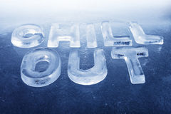 Chill Out Stock Photography