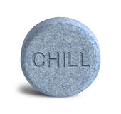Chill Pill Stock Photos