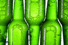 Chilled beer! Stock Photos