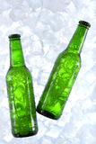 Chilled beer! Stock Photography
