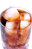 Chilled cola drink Royalty Free Stock Photos