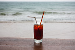 Chilled Drink Royalty Free Stock Images
