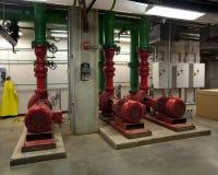 Chiller pumps